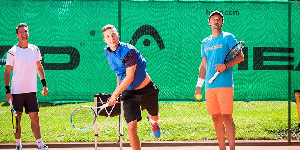 Tennis Training Thomas Lönegren